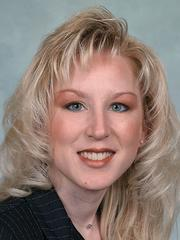 Michelle McCorvey, area executive vice president, First-Citizens Bank and Trust Co.