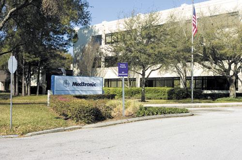 Local growth could be bright spot in a bad year for Medtronic