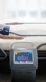 The Arctic Sun Cooling System is used at Memorial Hospital Jacksonville to help control a patient's body temperature and prevent brain damage from occurring.