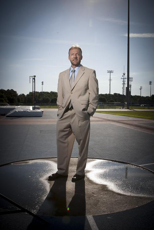 Michael Gleason is vice president and chief financial officer of Shands Jacksonville.