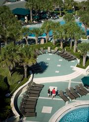 The Omni Amelia Island's renovations are expected to help tourism overall on Amelia Island.