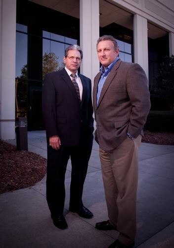 William Magro and Stephen Stack of Outreach Financial Services LLC.