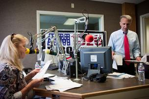 """The Chuck and Colleen Show"" is expanding its presence on local airwaves."