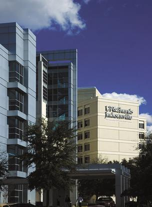 Shands Jacksonville is losing money this year after Medicaid rates were cut.