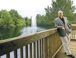 Bob <strong>Wood</strong> grows international work experience at UNF
