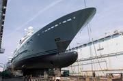 BAE Systems Southeast Shipyards is repairing two roughly 300-foot ships at its Heckscher Drive facility.