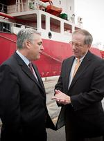 Jaxport's political ties are strong, but money is scarce