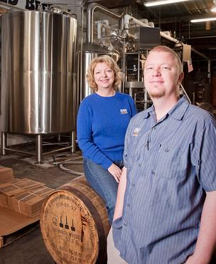 Owners Susan and Brian Miller are expanding Bold City Brewery in Riverside.