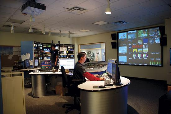 The Corporation for Public Broadcasting announced two years ago that it would cease funding for single-operation facilities like this one at WJCT. The station is looking to start a centralized partnership that would host up to 12 stations and be located at Colo5 LLC's Spring Park Road campus.