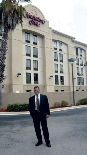 Hotel Equities hired Gary Faehr as general manager of the Southbank hotel that is being rebranded as Hampton Inn Jacksonville Downtown.