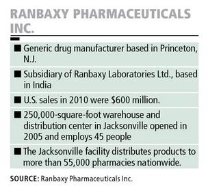 Generic drug to boost business for Ranbaxy plant