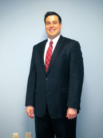 Jared Loucel,head of the new Jacksonville office for Kaufman Englett & Lynd, an Orlando-based law firm.