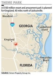 Sept. 28: Real Development Corp. proposes a 574-acre theme park in Kingsland, Ga.Read the full story here.