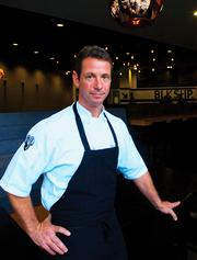 Black Sheep's chef and partner Guy Ferri.October's issue of Executive Edge features a profile of the restaurant.Read the story, and see more photos, here.