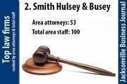 No. 2 Smith Hulsey & Busey