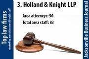 No. 3 Holland & Knight LLP