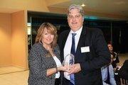 Ken Maszy, president of Atlantic International Distributors.The company was No. 44 on this year's list.