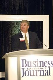 David Sillick, publisher of the Jacksonville Business Journal.