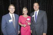 Mary Claire Menze of Scribe Solutions Inc.The company was No. 4 on this year's list.