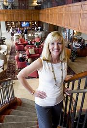 Traci Jenks, a senior associate with CBRE Group Inc. in Jacksonville, is the founder of the Downtown Catalyst Club.Read the story, which offers up several tips on how to successfully network, here.