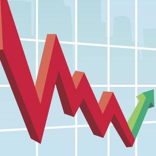 The Dow Jones Industrial Average gained 44.7 points Tuesday, while the Nasdaq gained 37 points and the S&P 500 climbed 10.6 points. It was only the third day this month that the markets closed higher.