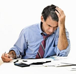 Senior corporate executives have one of the most stressful jobs.