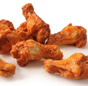 Boneless chicken wings have become more popular — and cheaper for restaurants — than traditional chicken wings.
