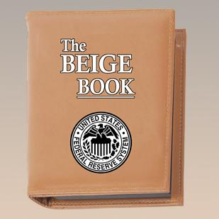 The Federal Beige Book was released Wednesday.