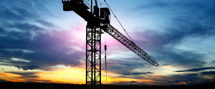 Construction sector continues to lose jobs.