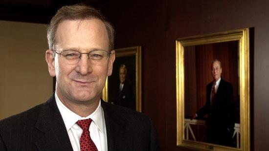 Thomas Hoenig, president of the Federal Reserve Bank of Kansas City
