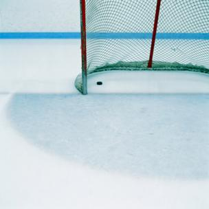 Ice hockey, puck, goal
