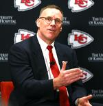 Chiefs' draft performance gets fair to middling grades