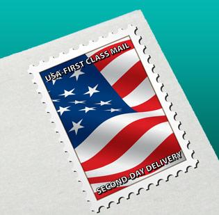 The U.S. Postal Service plans to raise the price of a first-class stamp to 46 cents.