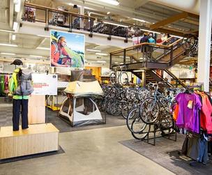 Outdoor retailer REI offers annual grants in its various markets, targeting organizations that support stewardships of shared public lands.