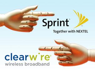 "A ""significant"" Clearwire Corp. shareholder has called on Sprint Nextel Corp. to make known its intentions for the Washington company."