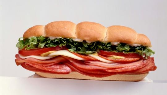Two sub shops in Towson are on the market.