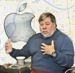 Apple co-founder Wozniak makes quick trip for rescued horse
