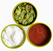 No. 1: Salsa, dips or spreads