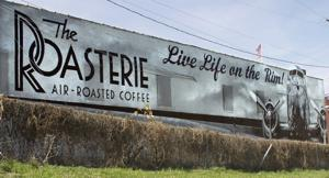 The Roasterie tries to re-caffeinate its brand