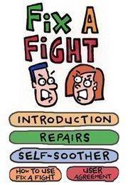 "Kansas City cartoonist Charlie Podrebarac did the graphics for Mark McGonigle's ""Fix a Fight"" app."