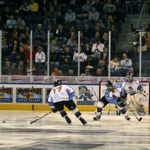 Missouri Mavericks hockey team Independence Events Center