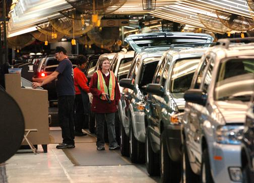 The Ford F-150 is manufactured at Ford's Kansas City Assembly Plant in Claycomo.