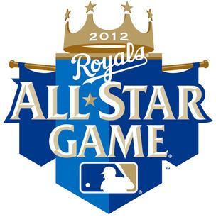 Kansas City Major League Baseball All-Star Game logo