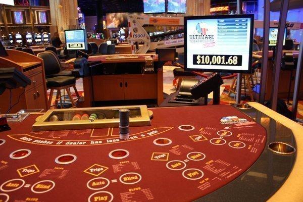 Hollywood Casino at Kansas Speedway opens Friday.