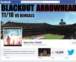Kansas City Chiefs avoid a TV blackout in Bengals game