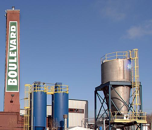 Boulevard Brewing Co. has been tapped for a list of the top 10 U.S. brewery tours.