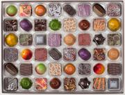 Christopher Elbow Artisanal Chocolates' largest assortment to date: the 48-piece collection.