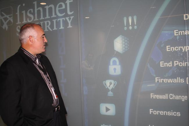 Take a photo tour of FishNet Security Inc.'s new headquarters, guided by CEO Gary Fish.