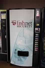 FishNet Security subsidizes snacks and beverages for employees.
