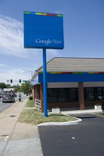 Report questions Kansas City tech financing; see Google's Fiber Space